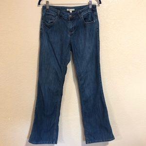 Cabi Size 4 Medium Wash Bootcut Jeans